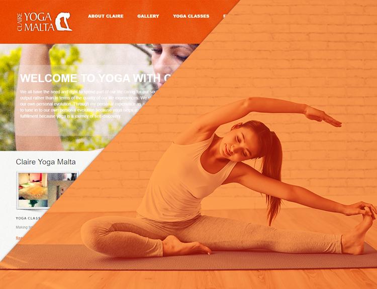 Claire Yoga Malta
